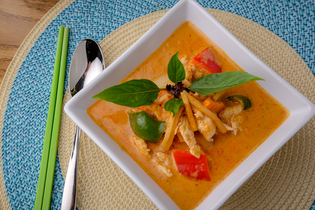 52. Red Curry (Kang Ped)