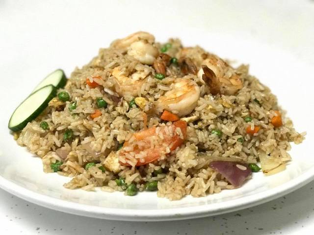64. Combination Fried Rice