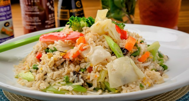 62. Vegetable Fried Rice