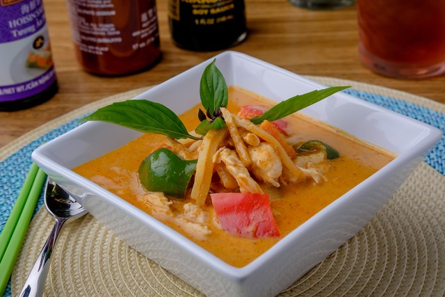 52. Red Curry (Gang Ped)