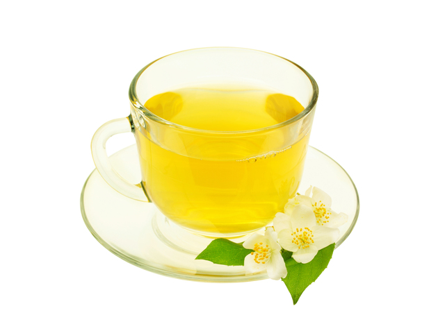 Hot Tea  (Green or Jasmine )